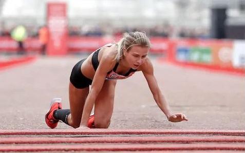 Hvornår går det ned ad bakke som løber – og hvor hurtigt?
