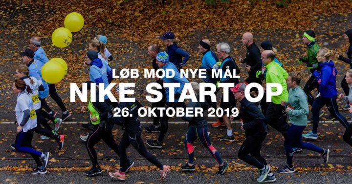 Løbsanmeldelse – Nike Start Op 26. oktober