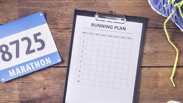 Historiske RAC-løbeplaner til inspiration